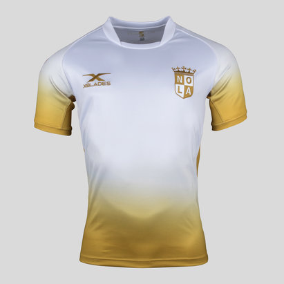 X Blades New Orleans Gold MLR 2018 - Maillot de Rugby Alterné