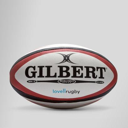 Gilbert Revolution X - Ballon de Rugby Match Edition Limitée