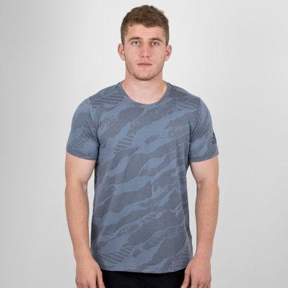 adidas adidas FreeLift Jacquard Climalite - T-shirt Entraînement