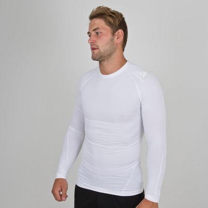 adidas Alphaskin Tech Climachill - Tshirt de Compression M/L