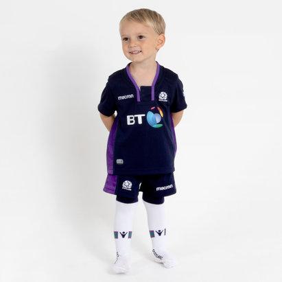 Macron Écosse 2018/19 - Kit de Rugby Alterné Bébés