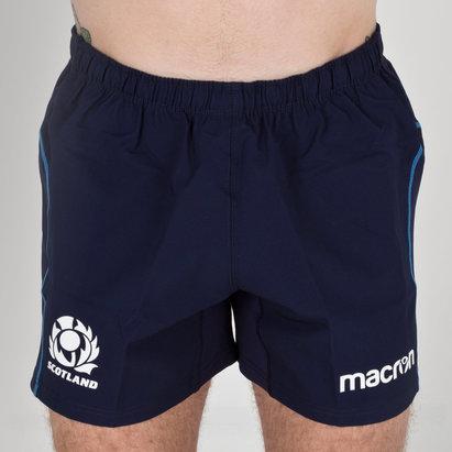 Macron Écosse 2018/19 - Short de Rugby Joueurs Alterné