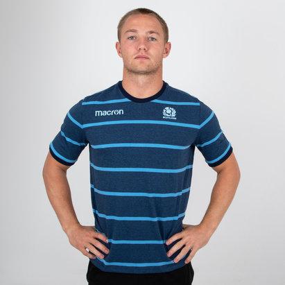 Macron Écosse 2018/19 - Tshirt de Rugby Voyage