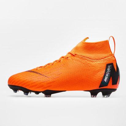 online store e179f 111b3 Nike Mercurial Superfly VI Elite FG - Crampons de Foot Enfants