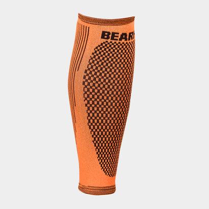 Bearhug Bamboo Charcoal - Support de Mollets Elastique