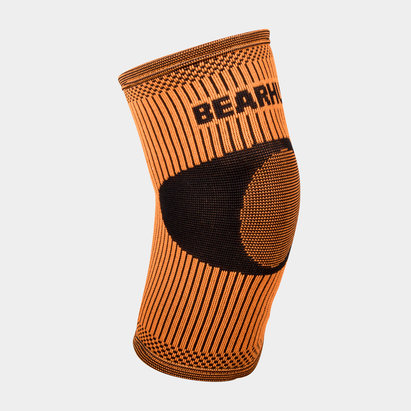 Bearhug Bamboo Charcoal - Support de Genoux Elastique