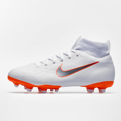 cheap for discount 7c385 6233f Nike Mercurial Superfly VI Academy GS FG MG - Crampons de Foot Enfants