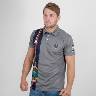 Kitworld Royal Marines 2018/19 - Polo de Rugby