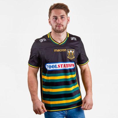 Macron Northampton Saints 2018/19 - Maillot de Rugby Réplique Domicile