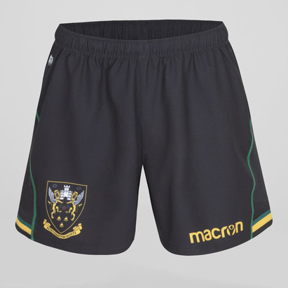 Macron Northampton Saints 2018/19 - Short de Rugby Domicile Enfants