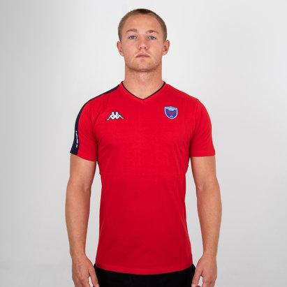 Kappa FC Grenoble 2018/19 - Tshirt de Rugby Adama