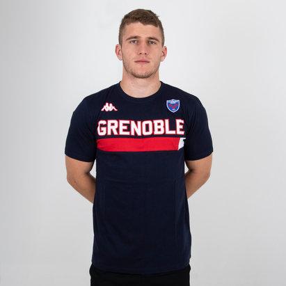 Kappa FC Grenoble 2018/19 - Tshirt de Rugby Ambra