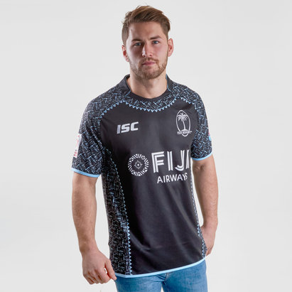 ISC Fiji 7s 2017/18 - Maillot de Rugby Alterné