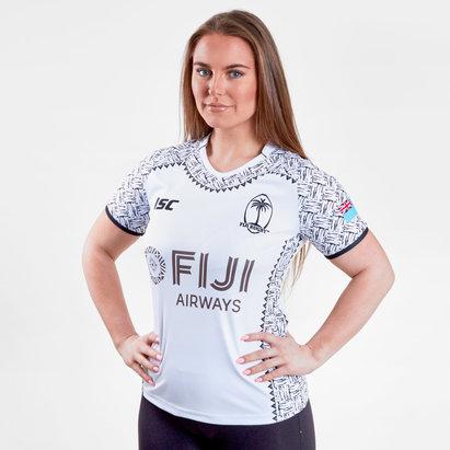 ISC Fiji 7s 2017/18 - Maillot de Rugby Domicile Femmes