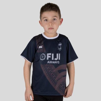 ISC Fiji 7s 2017/18 - Tshirt de Rugby Entraînement Enfants
