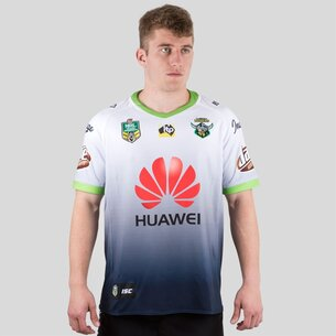 ISC Canberra Raiders NRL 2018 - Maillot de Rugby Charité Women in League