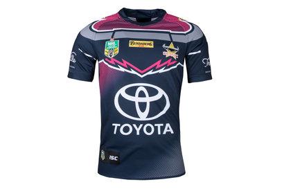 ISC North Queensland Cowboys NRL 2018 - Maillot de Rugby Femmes