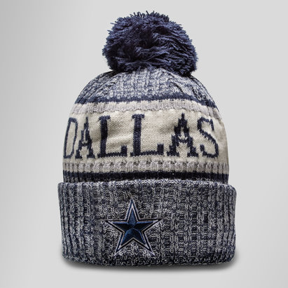 New Era Dallas Cowboys NFL - Bonnet à Pompon