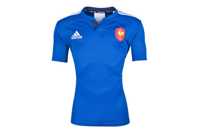 adidas France - Maillot de Rugby Authentique