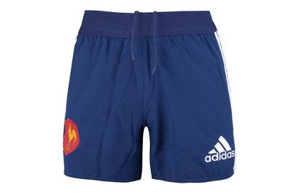 adidas France 7s - Short de Rugby Joueurs
