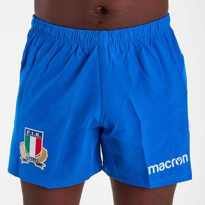 Macron Italie 2018/19 - Shorts de Rugby Joueurs Alterné