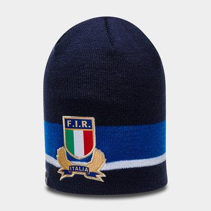Macron Italie 2018/19 - Bonnet de Rugby Joueurs