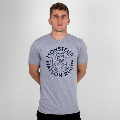 Rugby Division - Tshirt de Rugby Trent Graphic