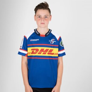Genuine Connection Promotions Stormers 2018 - Maillot de Super Rugby Réplique Domicile Enfants