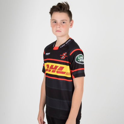 Genuine Connection Promotions Stormers 2018 - Maillot de Super Rugby Réplique Alterné Enfants