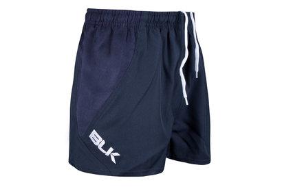 BLK T2 - Short de Rugby Match