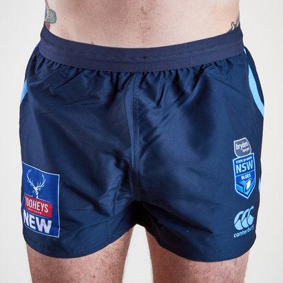 Canterbury NSW State of Origin 2019 - Short de Rugby à 13 Domicile