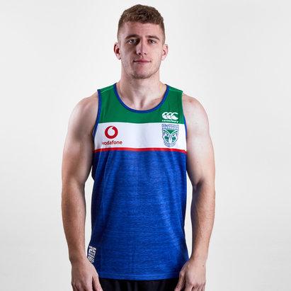Canterbury Nlle Zélande Warriors NRL 2019 - Débardeur de Rugby Entraînement
