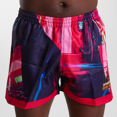 World Beach Rugby Bangkok Bad Boys 2018/19 - Short de Rugby Domicile