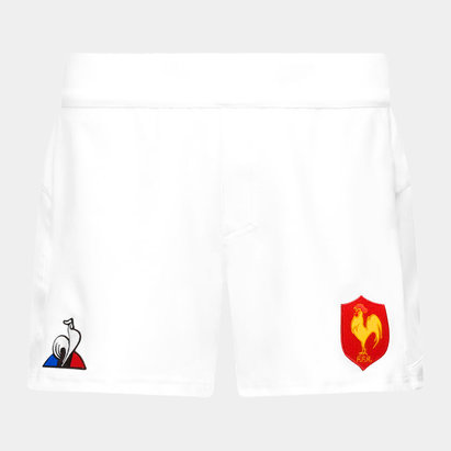 Le Coq Sportif France 2018/19 - Short de Rugby Alterné Enfants