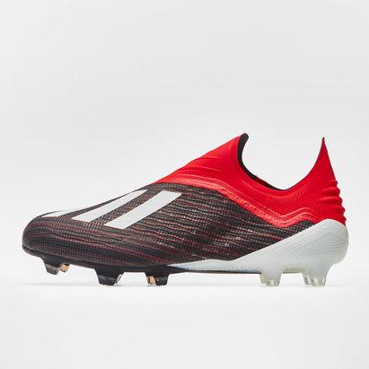 adidas X 18+ Pure Speed FG - Crampons de Foot