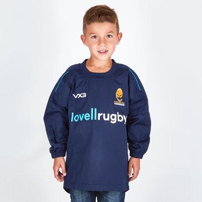 VX-3 Worcester Warriors 2018/19 - Haut de Rugby Contact Pro Enfants