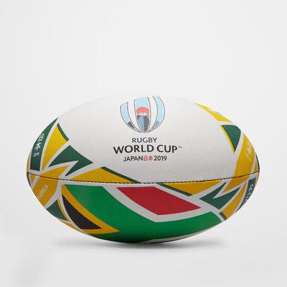 Gilbert Afrique du Sud RWC 2019 - Ballon de Rugby Réplique Officiel