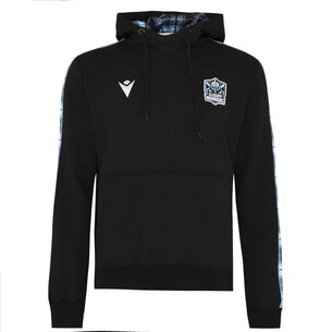 Macron Glasgow Warriors Hoodie Mens