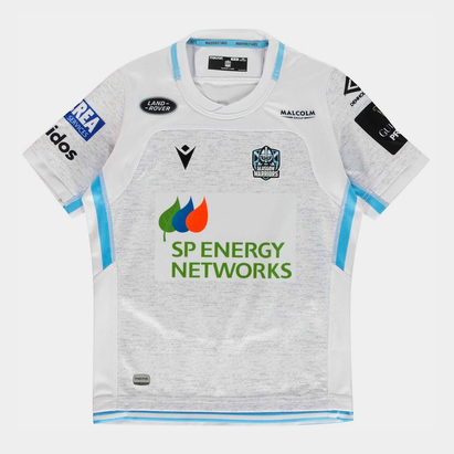 Macron Glasgow Away Jersey Juniors