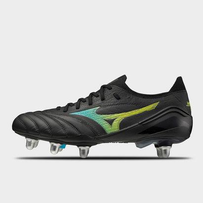 Mizuno Morelia Neo 3 Elite Soft Ground Boots Mens