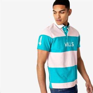 Jack Wills Axbridge Rugby Polo Shirt