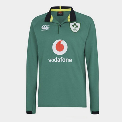 Canterbury Long Sleeve Home Jersey Mens