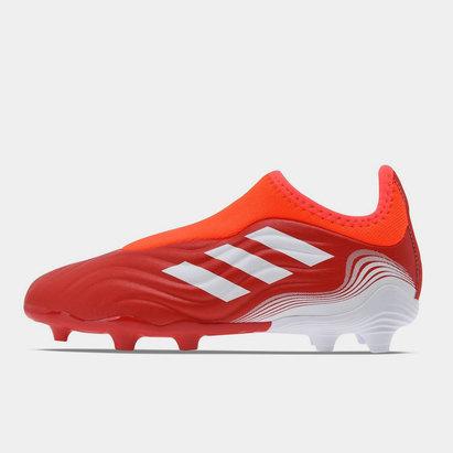 adidas Copa Sense .3 Laceless Junior FG Football Boots