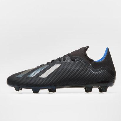 adidas X 18.3 FG - Crampons de Foot