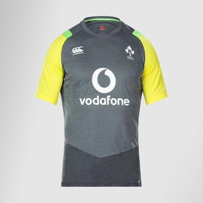 Canterbury Irlande IRFU 2017/18 - Tshirt de Rugby Entraînement Poly Superlight