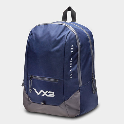 VX-3 Sac à dos VX3, Bleu/Gris