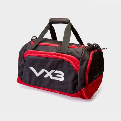 Sac de sport à bandouillère, VX3 rouge