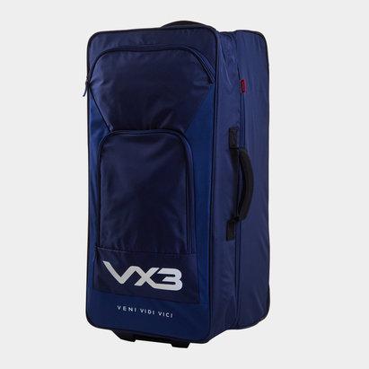 Sac de sport à roulettes, VX3 bleu