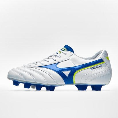 Mizuno Morelia Club MD FG - Crampons de Foot