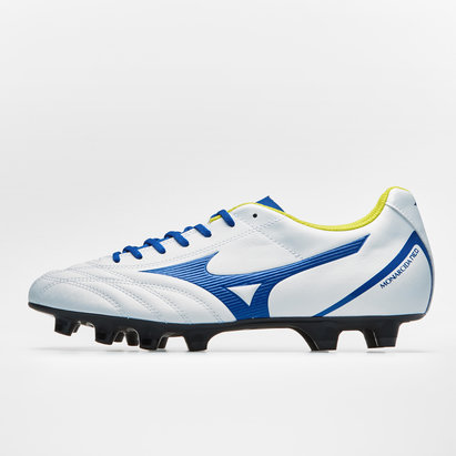 Mizuno Monarcida Neo Select MD FG - Crampons de Foot